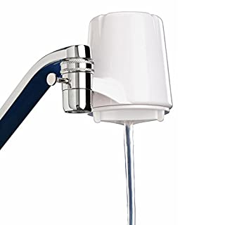 Culligan FM-15A Faucet Mount Filter with Advanced Water Filtration, White Finish (B00006WNMI) | Amazon price tracker / tracking, Amazon price history charts, Amazon price watches, Amazon price drop alerts