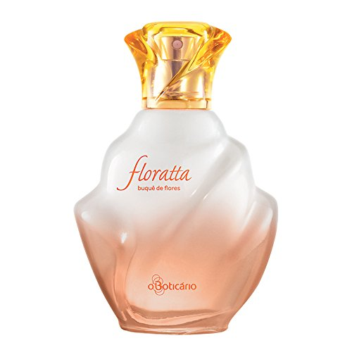 Light Perfume Freesia Blue (O Boticario Floratta Buque de Flores - Flower Bouquet 100 ml)