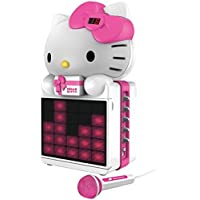 JENKT2008B - HELLO KITTY KT2008B Karaoke System with LED Light Show