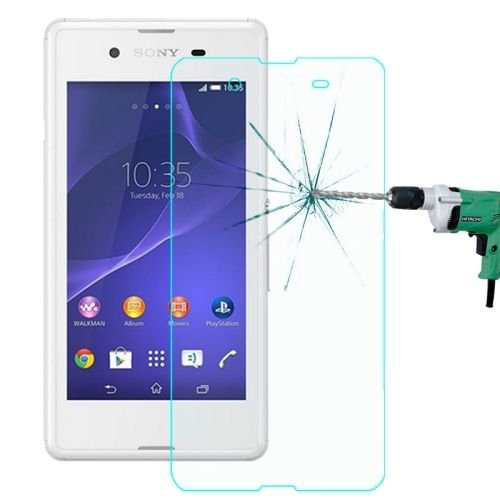 Tempered Glass Screen Protector for Sony Xperia M2 - 6