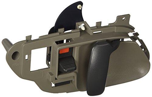 Chevy Tahoe C/K Yukon 95 - 02 Front Inner Gray Door Handle Lh 15708043 Gm1352101