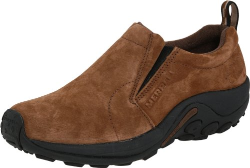 Merrell Men's Jungle Moc Slip-On Shoe,Dark Earth,13 M US