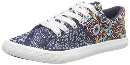 Rocket Dog Damen Jumpin Sneaker, Blau (Blue), 36 EU