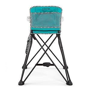 Summer Pop 'n Sit SE Highchair (Sweetlife Edition), Aqua Sugar
