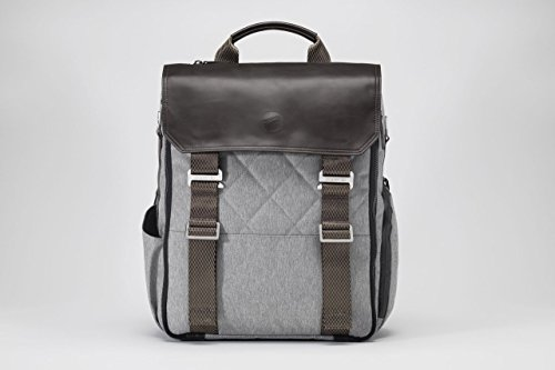 "Paperclip ""The Willow Convertible Diaper Bag, Messenger Bag, and Changing Station"""