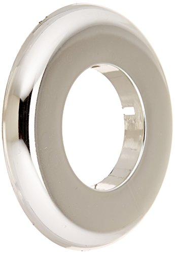 Sioux Chief 927-6PK2 1-1/2-Inch IPS Snap One Floor and Ceiling Plat, Chrome Plated 1 1/2 Inch Wide Plate