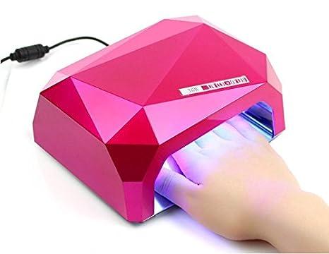 Lampada Origami Istruzioni : Cris nails w lampada da unghie manicure ccfl cfl gel uv per