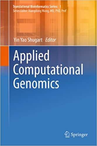 Download Applied Computational Genomics: 1 (Translational Bioinformatics) PDF, azw (Kindle), ePub, doc, mobi