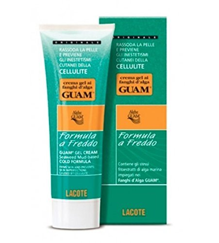 Lodos Alga Guam Gel Crema Fórmula Frío 250 ml Anti Celulitis Cold Crema gel