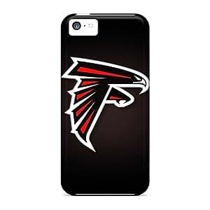 Iphone Case - Tpu Case Protective For Iphone 5c- Atlanta Falcons