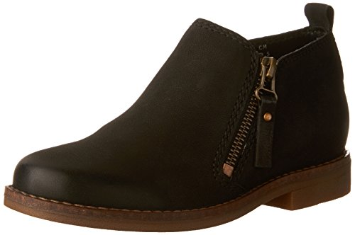 Hush Puppies Women's Mazin Cayto Ankle Boot Black 8 M US