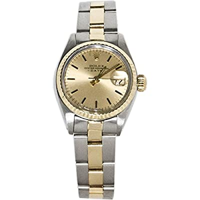 Rolex Oyster Perpetual automatic-self-wind womens Watch 6917 (Certified Pre-owned)