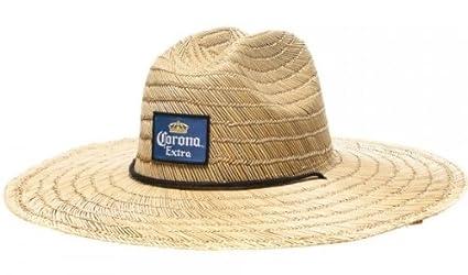 9f5974c9c16 Amazon.com   Corona Extra Beer Party Mens Sun Garden Sombero Panama ...