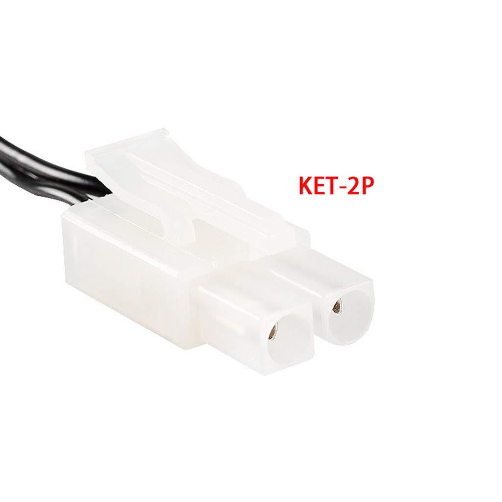 Wytinug Charging Cable Battery USB Charger Ni-Cd Ni-MH Batteries Pack KET-2P Plug Adapter 9.6V 250mA Output Toys Car