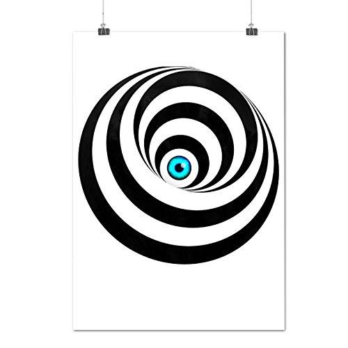 Marilyn Monroe Costumes Ideas (Eye Spiral Cool Fashion Vision Idea Matte/Glossy Poster A3 (12x17 inches) | Wellcoda)
