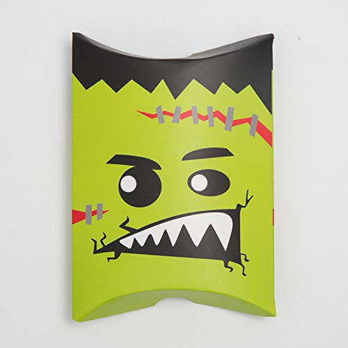 (Creative Home Supplies Halloween Candy Box Baking Package Bat Vampire Bag Zombie Cookie Candy Box Party Accessories Deserve to Buy (Color :)
