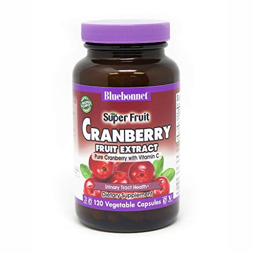 (BlueBonnet Super Fruit Cranberry Supplement, 120 Count)