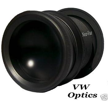Wide Angle Peephole Door Viewer Doorscope Black 2 3 8