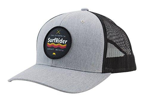 California Surf Rider Logo Baseball Cap Trucker Hat