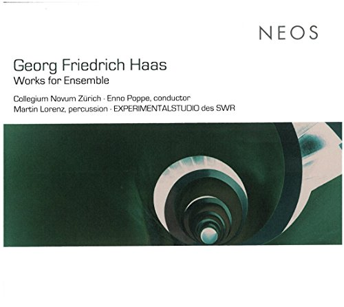 Used, Georg Friedrich Haas: Works for Ensemble for sale  Delivered anywhere in USA