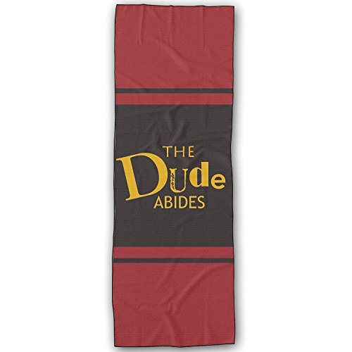 The D (The Dude Abides Costume)