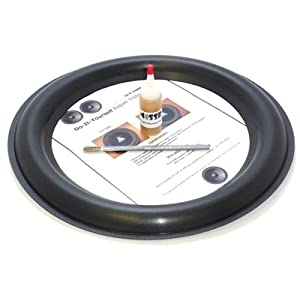 "Wide Roll 18"" Subwoofer Foam Surround Repair Kit - 18 inch"