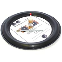 Wide Roll 18 Subwoofer Foam Surround Repair Kit - 18 inch