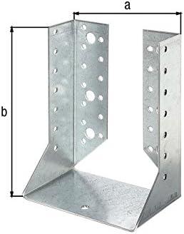 Balkenschuh vz Typ-I 120 x 160 x 2 mm