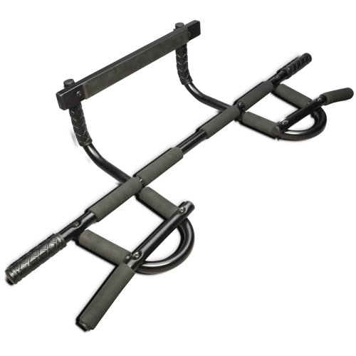 Pro-Grade Chin-up Bar for P90X and Asylum: Sturdy Heavy-Gauge Steel Frame & 12 Grip Positions by Beachbody