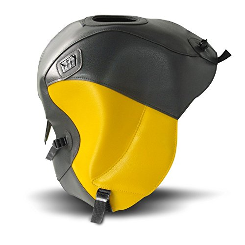 Tank protector Bagster BMW K1200RS 2001 anthracite/yellow