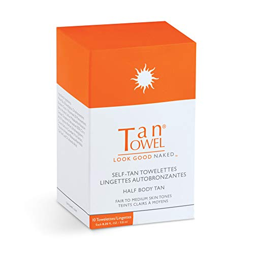 Tan Towel is the best Self-Tanner? Our review at totalbeauty.com uncovers all pros and cons.