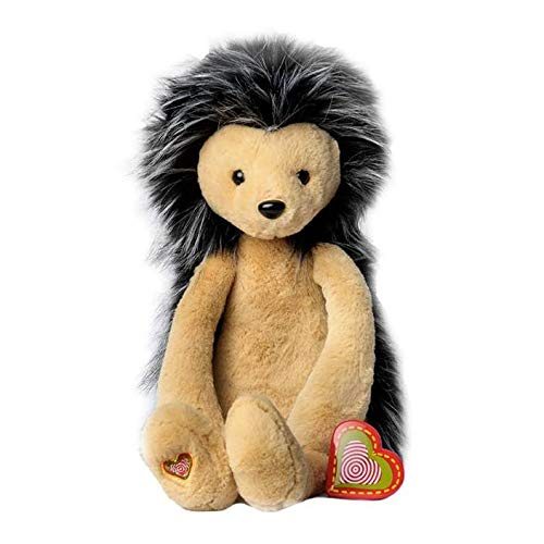 (My Baby's Heartbeat Bear - Vintage Stuffed Porcupine with a 20 Second Voice/Sound Recorder Keeps Your Baby's Ultrasound Heartbeat Safe! - Vintage Porcupine)