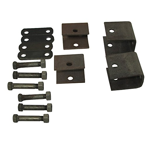 Trailer Leaf Spring Hanger Kit