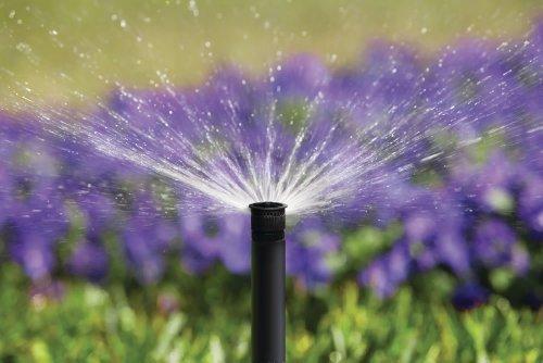 Rain Bird Spray Nozzle - Rainbird High Efficiency Variable Arc Nozzle 15' radius - 10 pk by Rain Bird