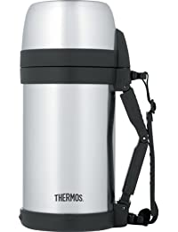 Thermos 48 Ounce Vacuum Insulated Wide Mouth Stainless...