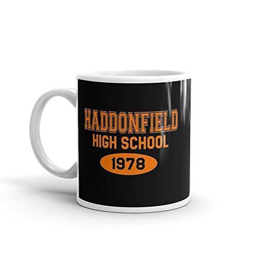 Haddonfield High School 1978 11 Oz White Ceramic -