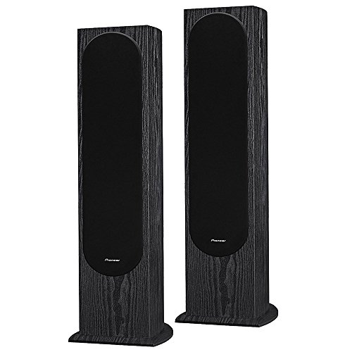 Pioneer Andrew Jones Designed Floorstanding Loudspeaker Audio Bundle (2-Pack) - SP-FS52