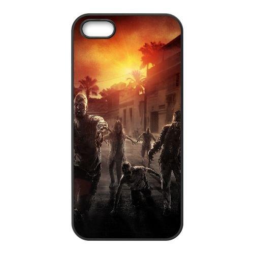 B9F55 lumière mourante H3U1UG coque iPhone 4 4s cellulaire cas de téléphone couvercle coque noire RU7JSV2TB