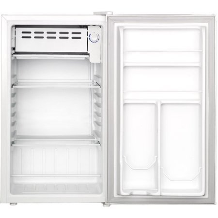 Igloo FR326-WHITE Erase Board Refrigerator with Neon Markers, 3.2 cu. ft., White by Igloo` (Image #1)
