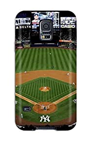 1010576K706530171 new york yankees MLB Sports & Colleges best Samsung Galaxy S5 cases
