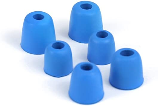 Kz Memory Foam Tips In Ear Isolation Spare Ear Pads Elektronik