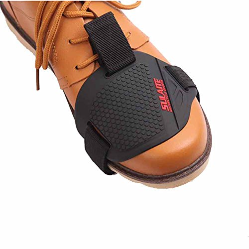 Qlan 1PC Madbike Motorcycle Motorbike shift Pad shoe Boot cover Protective Gear