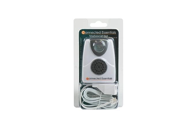 Connected Essentials CEA40 - Amplificador de sonido para teléfonos, blanco: Amazon.es: Electrónica