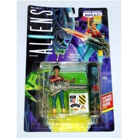 (Aliens Ripley Action Figure by Unknown)
