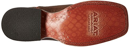 Ariat Womens Circuit Champion Western Cowboy Boot Bitter the Dust Brown lalcmZpO