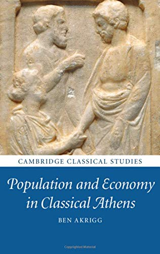 Pdf Social Sciences Population and Economy in Classical Athens (Cambridge Classical Studies)