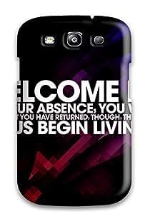 MaryannVillanueva Case Cover For Galaxy S3 - Retailer Packaging Artistic Protective Case