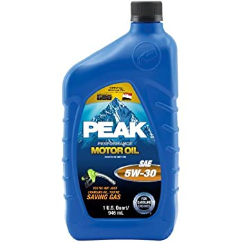 Peak synthetic blend motor oil reviews for Peak synthetic motor oil review
