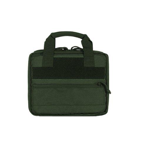 VooDoo Tactical 20-9100004000 Swank's Pistol Case, OD, One S