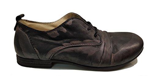 Pour Homme Negro Noir Rovers Chaussures De Ville Lacets À 62000 10FTc4p